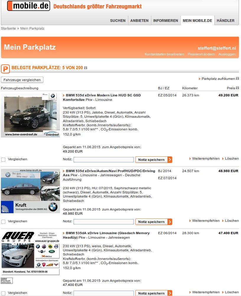 De Twee Beste Sites En Meer Om Een Auto In Duitsland Te Kopen