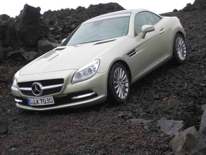 Derde generatie Mercedes SLK<h2>Nu interessant om uit Duitsland te importeren</h2>