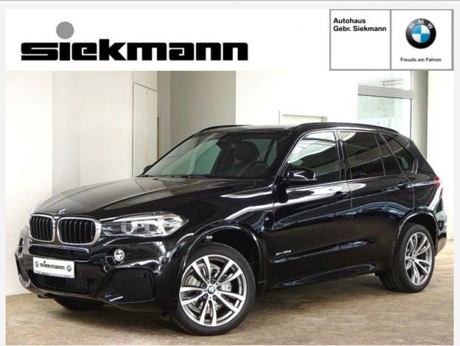 BMW X5 xDrive 30d M Sportpaket 2015