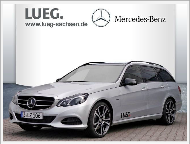 Mercedes-Benz E 350 BT 4M T Edition E Avantgarde 2015