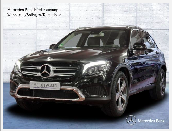 Mercedes-Benz GLC 250 4M Exclusive