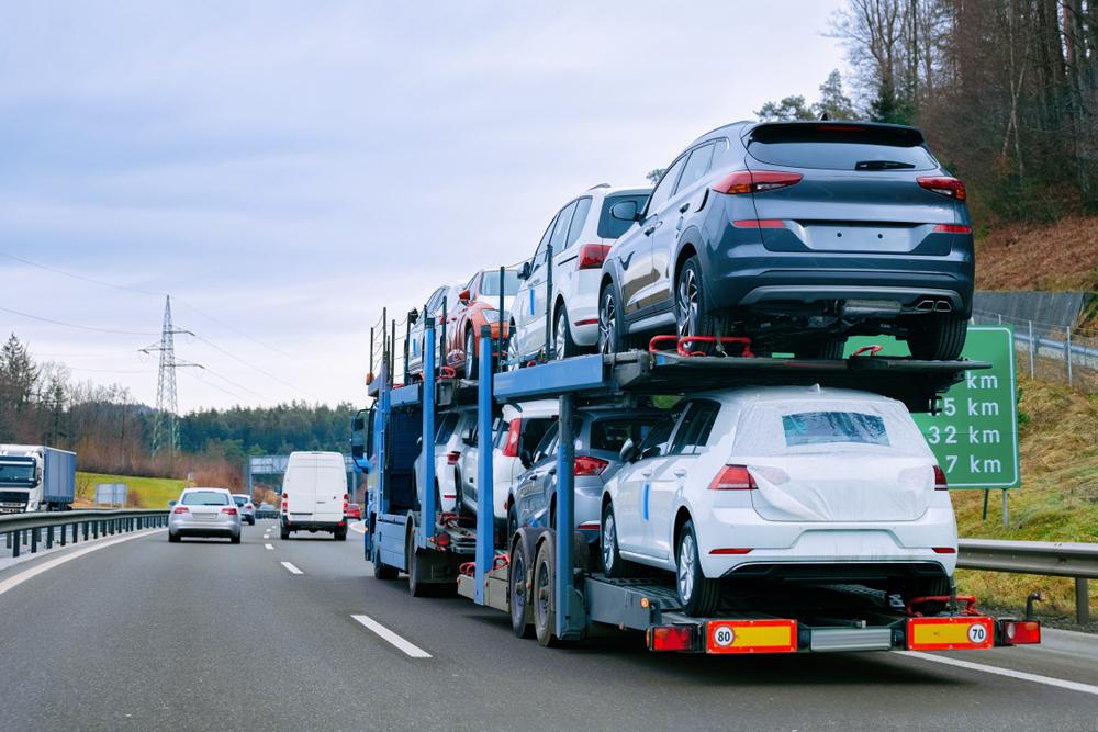 Transport voor uw import auto