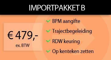 Importpakket B