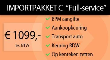 Importpakket C
